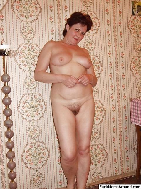 голая и старая жена