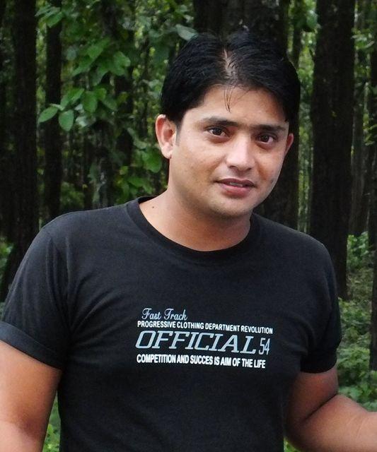Suresh Mamgain
