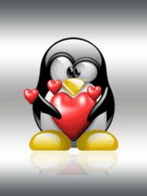 самые картинки с пингвинами я тебя люблю утром