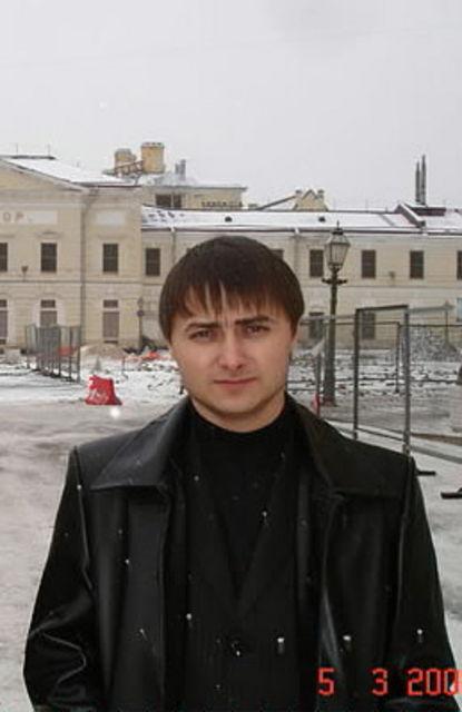 Виталик Зольников