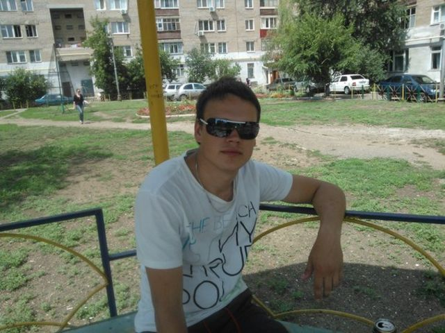 Павел Матвеев