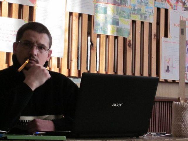 Тимофей Свердлов