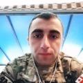 Giorgi Simsive, 29, Kutaisi, Georgia
