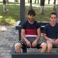 Borisi Takalandze, 19, Zugdidi, Georgia