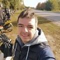 Mitar Trumberas, 35, Kikinda, Srbija
